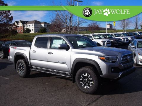 New 2017 Toyota Tacoma TRD Offroad 4D Double Cab 4WD