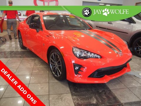 New 2017 Toyota 86 860 Special Edition 2D Coupe
