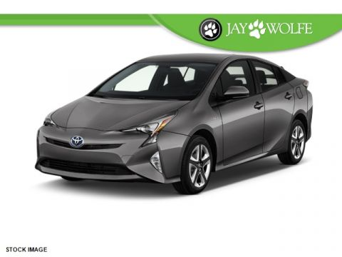 New 2018 Toyota Prius Four Touring 5D Hatchback