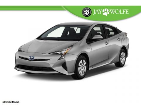 New 2018 Toyota Prius Four 5D Hatchback