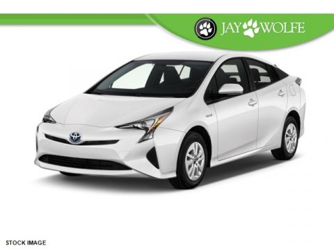 New 2017 Toyota Prius One 5D Hatchback
