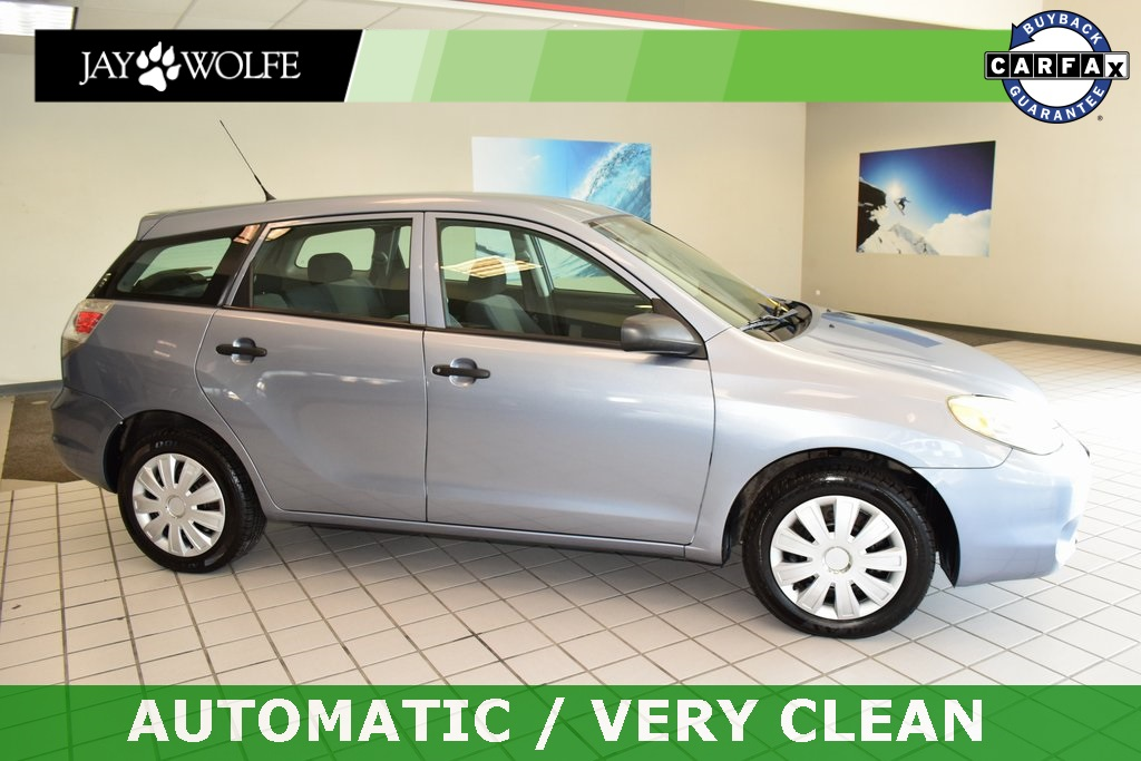Pre-Owned 2006 Toyota Matrix Base
