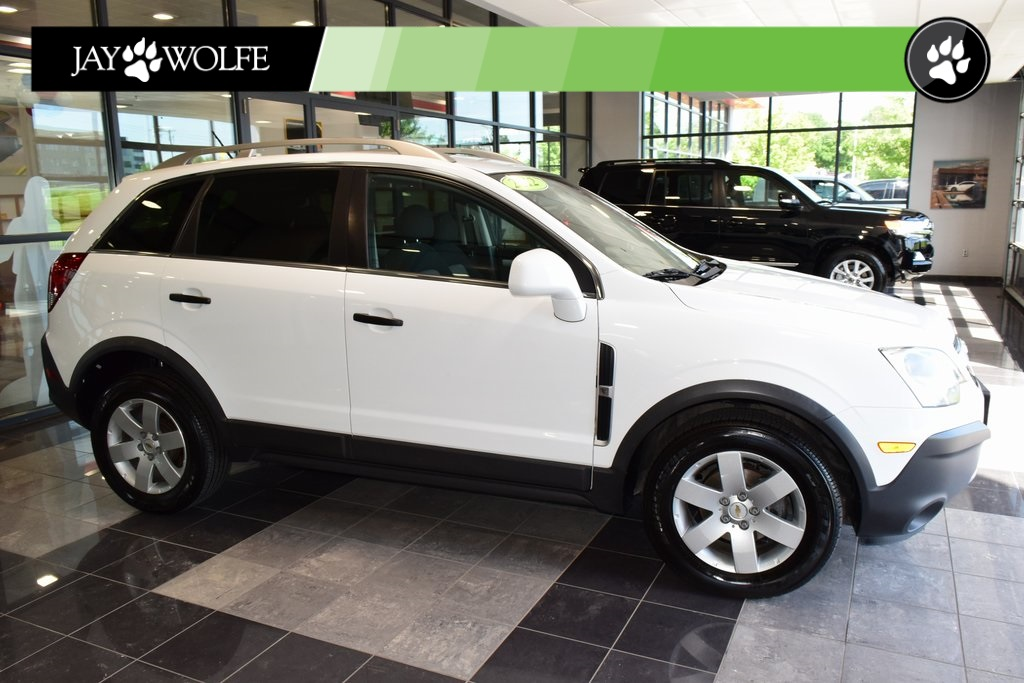 Pre-Owned 2012 Chevrolet Captiva Sport 2LS