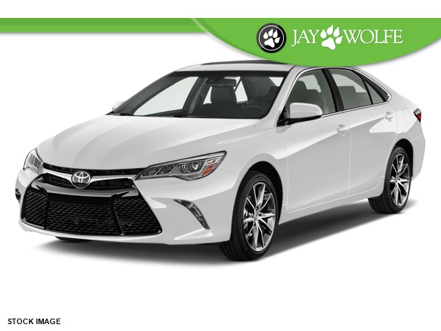 new 2017 toyota camry xse v6 4d sedan in kansas city t170378 jay wolfe toyota. Black Bedroom Furniture Sets. Home Design Ideas