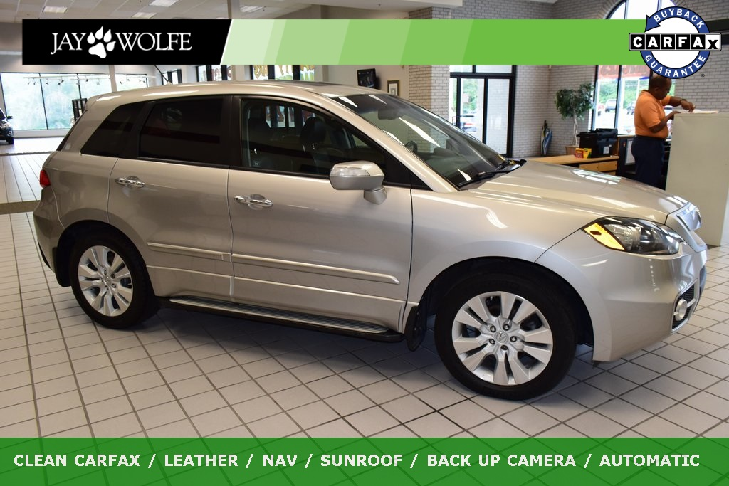 Pre-Owned 2011 Acura RDX Technology Package