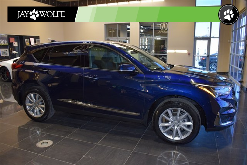 Jay Wolfe Acura >> Pre Owned 2019 Acura Rdx Base 4d Sport Utility In Kansas City