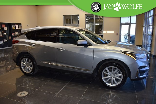 Pre Owned 2019 Acura Rdx Base 4d Sport Utility In Kansas City