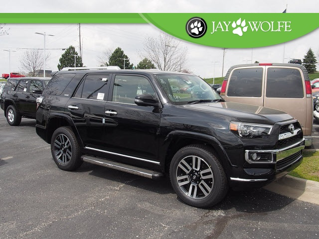 new 2017 toyota 4runner limited 4d sport utility in kansas city t170684 jay wolfe toyota. Black Bedroom Furniture Sets. Home Design Ideas