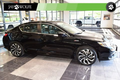 Pre-Owned 2018 Acura ILX Premium and A-SPEC Packages