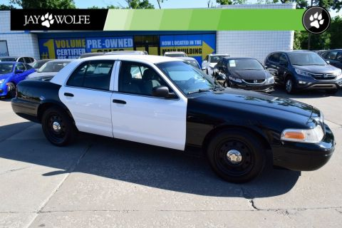 Pre-Owned 2010 Ford Crown Victoria Police Interceptor