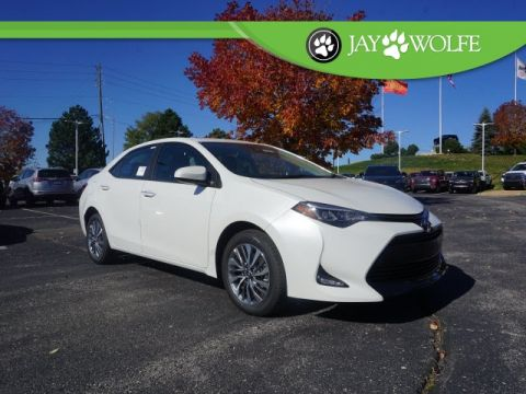New 2019 Toyota Corolla Xle 4d Sedan In Kansas City T190144 Jay